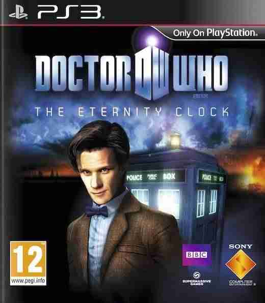 Descargar Doctor Who The Eternity Clock [MULTI][Region Free][FW 4.3x][ANTiDOTE] por Torrent